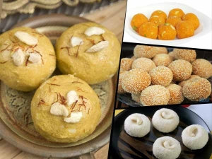 Special Ladoo Recipes For Navratri