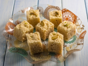 Special Seven Cup Sweet Barfi Recipe For Diwali