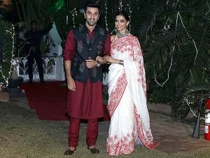 Diwali Wishes From Ranbir Kapoor And Deepika Padukone