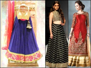 Get Four Lehengas In The Price Of One