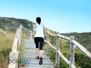 Outdoor Workout Tips For City People