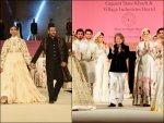 Salman Khan Sonam Kapoor Walked The Ramp To Promote Khadi Fashion In Ahmedabad