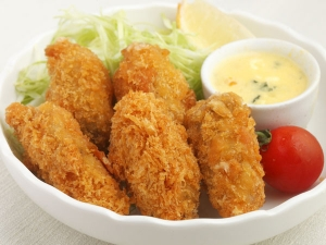 Spicy Fried Oyster Recipe