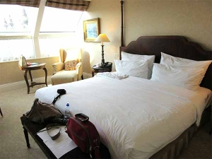 Dirtiest Places In A Hotel Room