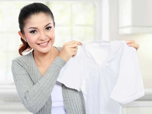 Tips To Brighten White Clothes Naturally