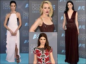 Critics Choice Awards 2016 Best Dressed Celebrities