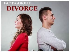 Important Facts About Divorce
