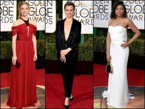 Golden Globe Award 2016 Red Carpet Looks