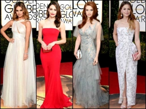 Golden Globe Awards 2016 The Most Good Looking Outfits Of The Evening