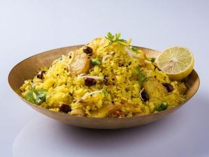 Special Puffed Rice Recipe
