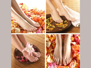 Ten Steps To Clean Your Feet