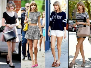 Taylor Swift Style Icon In 2016 Find Out The Reason Why