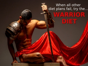 Why The Warrior Diet Meal Plan Might Work