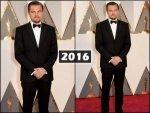 Leonardo Dicaprio Wins Oscar 2016 A Look Over His Oscar Appearances