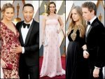 Baby Bumps On The 2016 Oscars Red Carpet