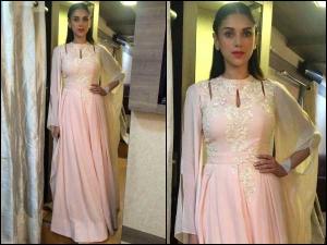 Aditi Rao Hydari Wearing Ritika Malhotra