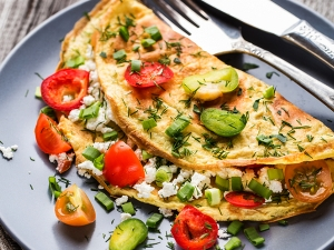 Health Benefits Of Omelette