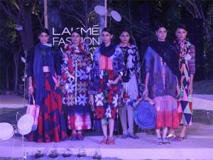 Lakme Fashion Week Curtain Raiser Part