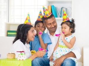 Unique Ideas To Celebrate Kids Birthday