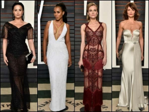 Oscar Party 2016 11 Worst Dressed Celebrities Of The Evening