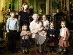 Queen Elizabeth Two Ninetieth Birthday Celebration And Royal Fashion