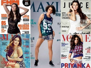 April Magazine Covers 2016 Take A Look At The Covershots