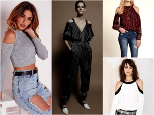 Summer Trend 2016 The Cold Shoulder Check It Out