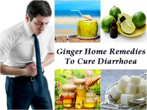 Amazing Ginger Home Remedies To Cure Diarrhoae Diy Do It Yourself