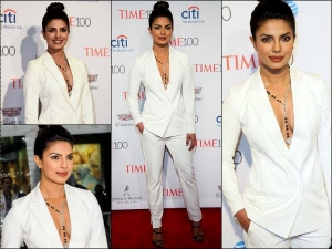 Priyanka Chopra Times 100 Most Influential People Gala In Nyc