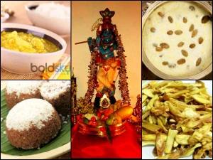 Vishu Sadya Special Recipes