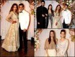Bipasha Basu And Karan Singh Grover Reception A Star Studded Affair