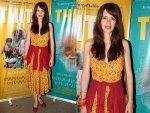 Kalki Koechlin Floral Dress At Special Screening Of Thithi