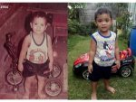 Strikingly Similar Pics Of Parents And Their Kids