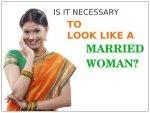 Should Married Women Look Married