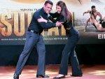 Sultan Trailer Launch Anushka And Salman The Black Team