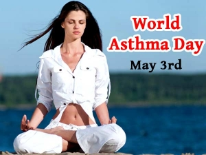 Three Powerful Yogasana Tips For Asthma Relief World Asthma Day
