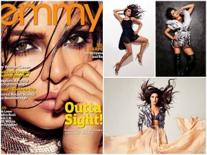 Priyanka Chopra Emmy Cover Girl Looking Sultry Check It Out