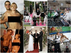 Most Unusual Weddings Ever To Be Noted
