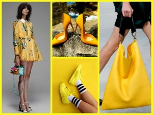 Summer Fashion 9 Ways To Wear Yellow Check It Out