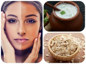 Diy Buttermilk And Oats Face Pack To Remove Sun Tan