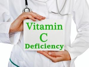Foods To Fix Vitamin C Deficiency
