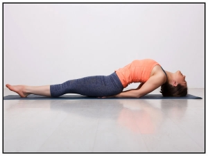 Health Benefits Of Fish Pose