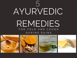 Ayurvedic Remedies For Cold And Cough During Rains