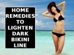 Home Remedies To Make Dark Bikini Line Lighter