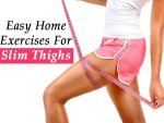 Effective Home Work Outs For Slim Thighs