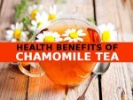 Reasons Why You Should Drink Chamomile Tea