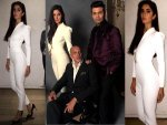 Katrina Kaif Fashion Dressed In White Jumpsuit For Conde Nast Event