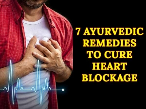 Seven Ayurvedic Remedies To Cure Heart Blockage