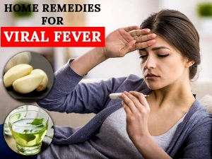 Wow These Remedies Actually Cure Viral Fever
