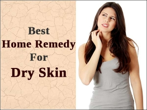 Effective Home Remedy For Dry Skin